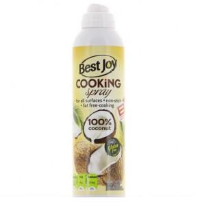Aerosol de Cocina al Aceite de Coco Best Joy 500 ml