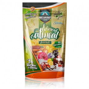 Farine d'Avoine Delicious Oat Meal Naturday 1 kg