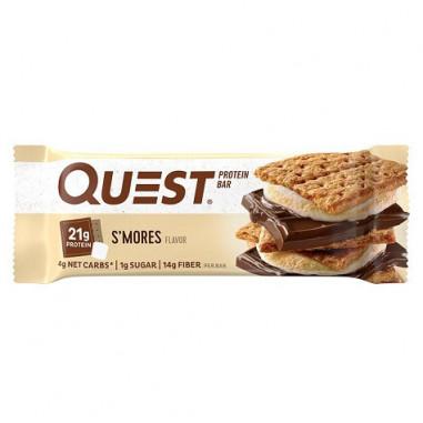 Quest Bar Protein Sabor Galletas con Chocolate y Nubes 60 g