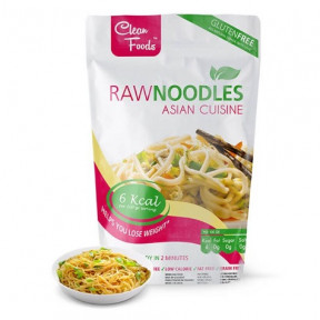 Raw Noodles Konjac Clean Foods 200 g