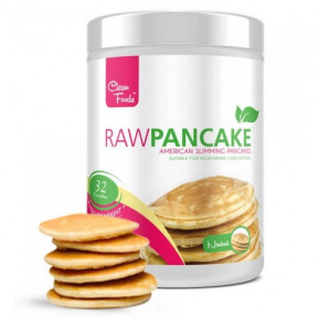 Clean Foods Raw Pancake Neutral Taste 425 g