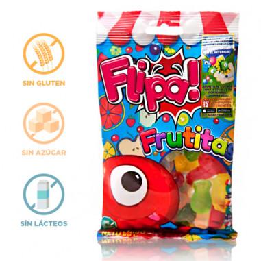 Bonbons sans Sucre Fruits Flipa 80 g