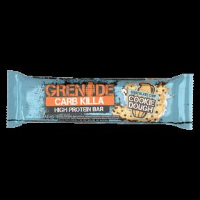 Barre Protéinée Carb Killa goût Biscuits aux Pépites de Chocolat Grenade 60 g