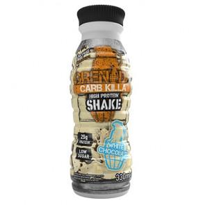 Batido de Proteína sabor Chocolate Blanco Carb Killa Grenade 330 ml