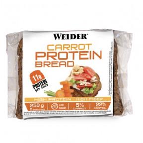 Fatias de Pão fresco com Cenoura e Sementes Low-Carb Weider 250g