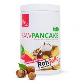 Clean Foods Raw Pancake RohTella Taste 425 g
