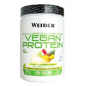 Vegan Protein Pina Colada Flavour Weider 750 g