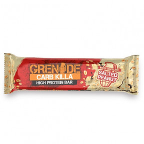 Grenade Carb Killa White Chocolate Salted Peanut Protein Bar 60 g