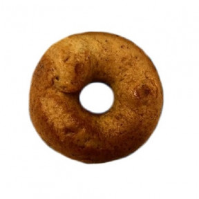 Mr. Yummy Rosquilha Bagel Black Cookies 60g