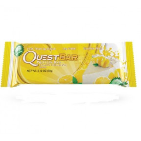 Barre Protéinée Saveur Tarte au Citron Quest 60g