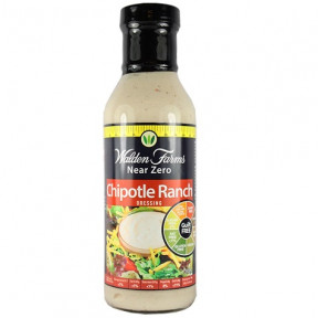 Salsa Ranchera Chipotle Walden Farms 355 ml