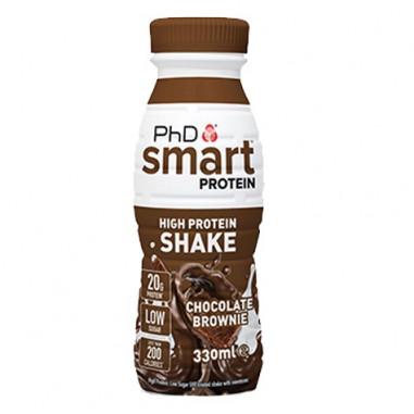 Batido de Proteína sabor Brownie de Chocolate PhD 330 ml