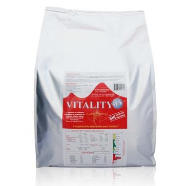 Protèina Vitality 95% de Caseinato de Càlcio 3.5 kg