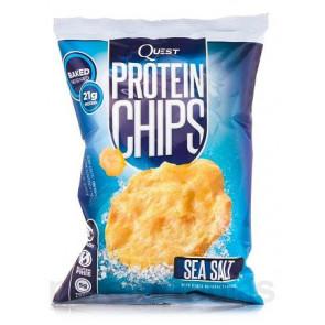 Chips Protéinées Sel Marin Quest Nutrition 32 g