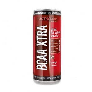Bebida BCAA Xtra Drink sabor Naranja Activlab 250 ml