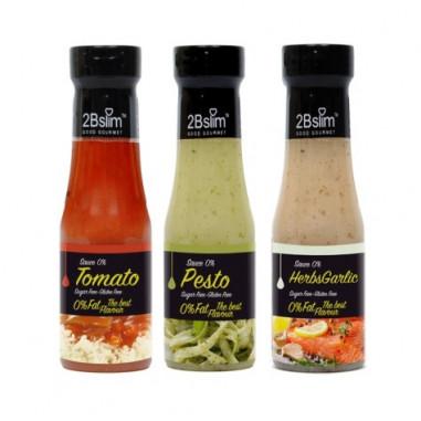 2Bslim Pasta Sauces Pack