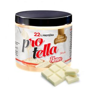 Crema Proteica de Chocolate Blanco de Protella 250 g