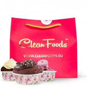 Clean Foods Slim Cake Deluxe Chocolate Taste 300 g