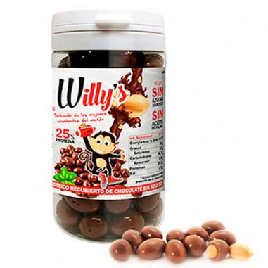 Protella Chocolate Peanuts 80 g