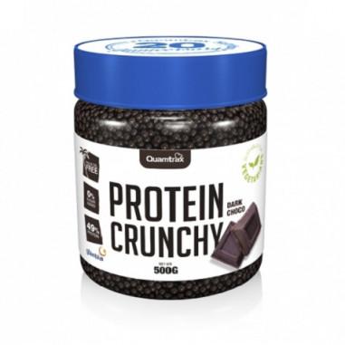 Quamtrax Protein Crunchy Dark Chocolate 500 g