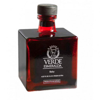 Azeite Extra Virgem Verde Esmeralda Baby Royal 100 ml
