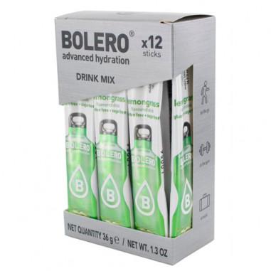 Bolero Drinks Sticks Lemongrass 36 g 12 Pack