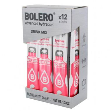 Bolero Drinks Sticks Lychee 36 g 12 Pack