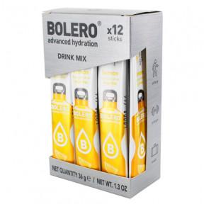 Pack 12 Bolero Drinks Sticks Lemon 36 g