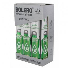 Pack 12 Sticks Bebidas Bolero sabor Manzana 36 g