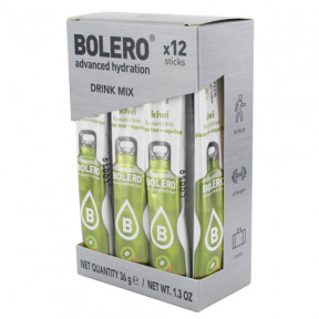 Pack de 12 Bolero Drinks Sticks Kiwi 36 g