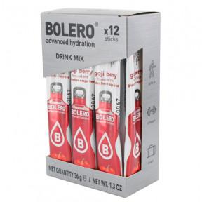 Pack de 12 Bolero Drinks Sticks Bagas de Goji 36 g