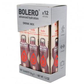 Pack de 12 Bolero Drinks Sticks Cola 36 g