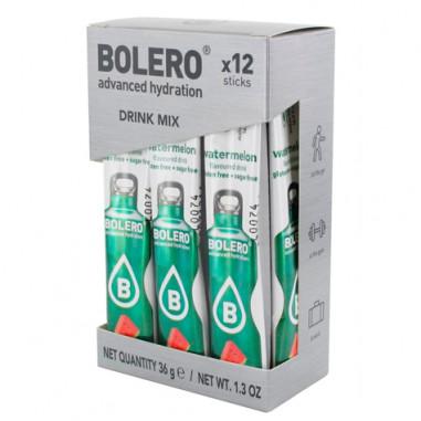 Pack de 12 Bolero Drinks Sticks Melancia 36 g