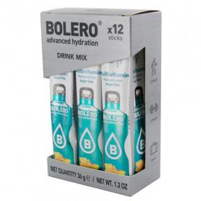 Pack 12 Sachets Bolero Drink goût Multivitamine 36 g