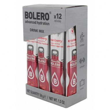 Pack 12 Sachets Bolero Drink goût Canneberge 36 g