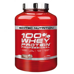 100% Whey Professional Scitec Nutrition Chocolate Coco 2350 g