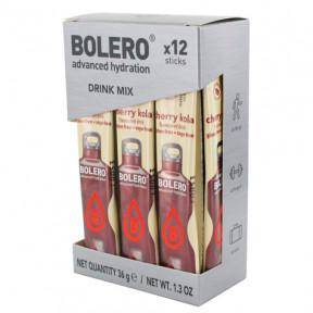 Pack de 12 Bolero Drinks Sticks Cereja Cola 36 g