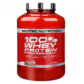 100% Whey Professional Scitec Nutrition Chocolate 2350 g