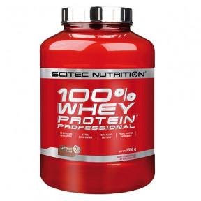 100% Whey Professional Scitec Nutrition Choco-Coco 2350 g