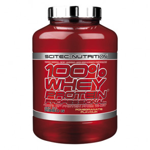 100% Whey Professional Scitec Nutrition Pomegranate 2350 g