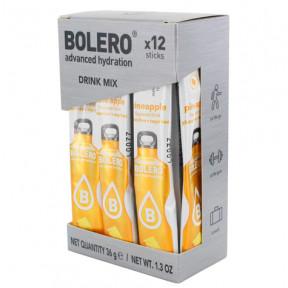 Pack de 12 Bolero Drinks Sticks Ananás 36 g