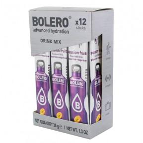 Pack 12 Bolero Drinks Sticks Passionfruit 36 g