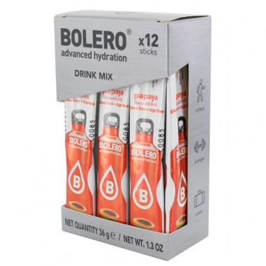 Boissons Bolero goût papaye 9 g