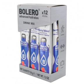 Pack 12 Sachets Bolero Drink goût Baies 36 g