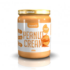 Quamtrax Biscuit Flavored Peanut Butter 350 g