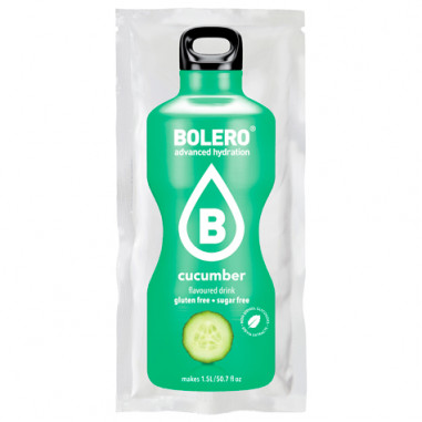 Bebidas Bolero sabor Pepino 9 g
