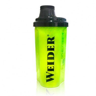 Shaker para proteína en polvo Weider