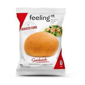 Bollito FeelingOk Sandwich Start Natural 1 unidad 50 g