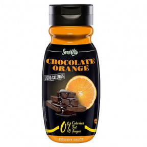 Servivita 0% Xarope de Chocolate e Laranja 320 ml