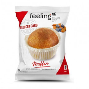 Muffin Start FeelingOk 1 unidad 50g